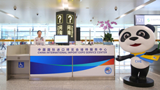 Shanghai airports launch CIIE service centers