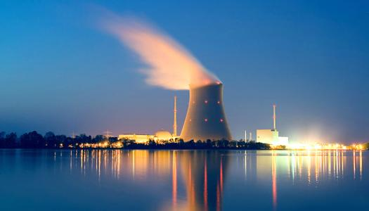 Nuclear power points way to green future