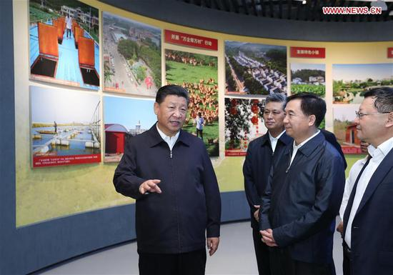 Xi Jinping makes inspection tour in Shenzhen