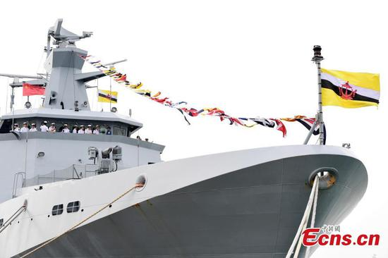 Media day held for China-ASEAN military drill
