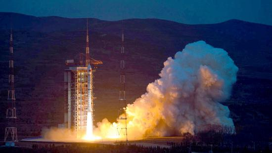 Chinese company launches world's first gene bank into space