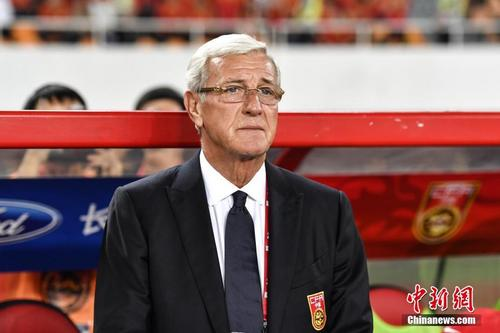 Lippi not to renew contract with Chinese football