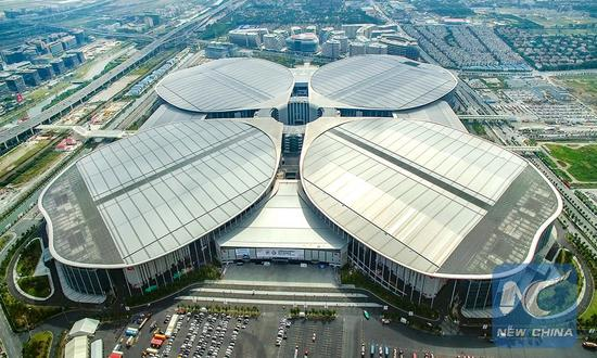 First import expo shows China's commitment to int'l cooperation, Russian minister says