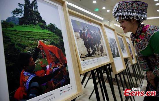 Photo album records China's great change over four decades