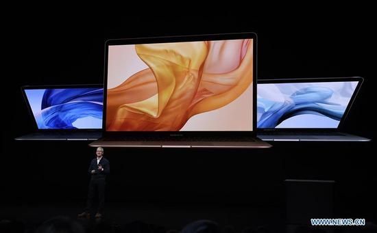 Apple unveils new iPad Pro and Mac computers