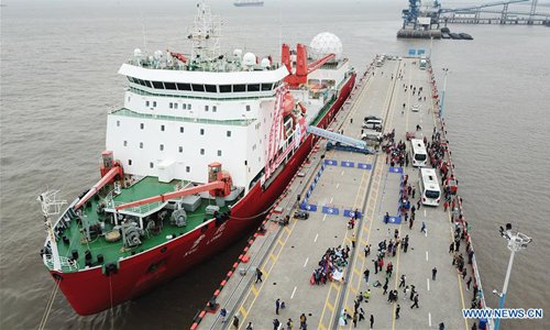 China-made generator with nonstop power to boost polar research