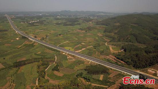 Guangxi to open key expressway next month