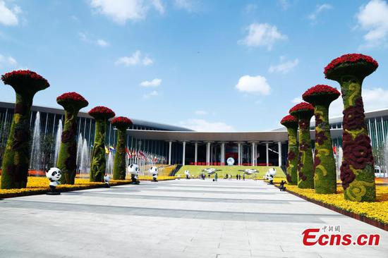 National Exhibition and Convention Center ready for first import expo