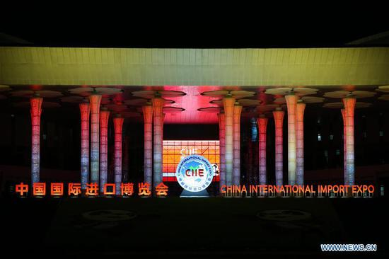 U.S. companies flock to China import expo for future growth despite trade disputes