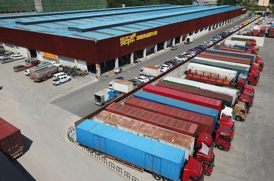 Manbang inks big data logistics deal