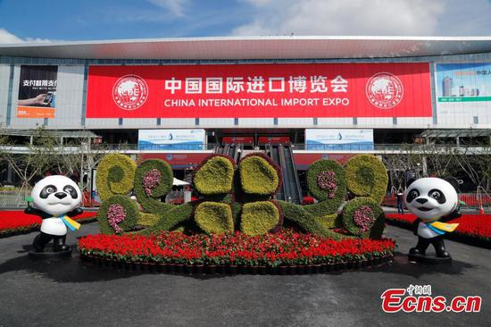 China to exempt import tariffs for certain goods at import expo