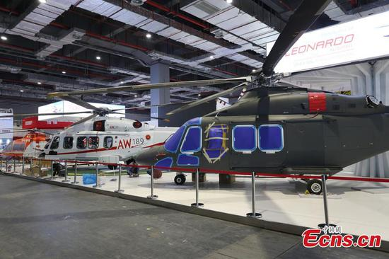 Preview of intelligent and high-end equipment at upcoming CIIE