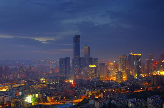 China's Dalian looks to cooperation with Silicon Valley
