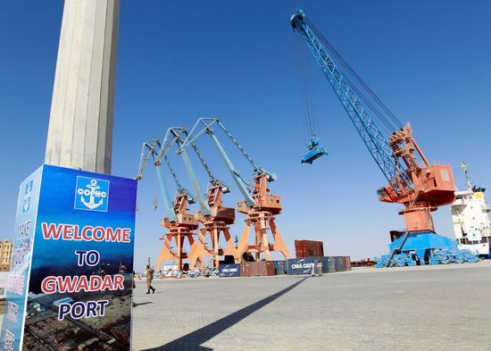 Nations fast-track Pakistan port plan