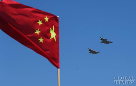 J-20 performs at China International Aviation and Aerospace Exhibition