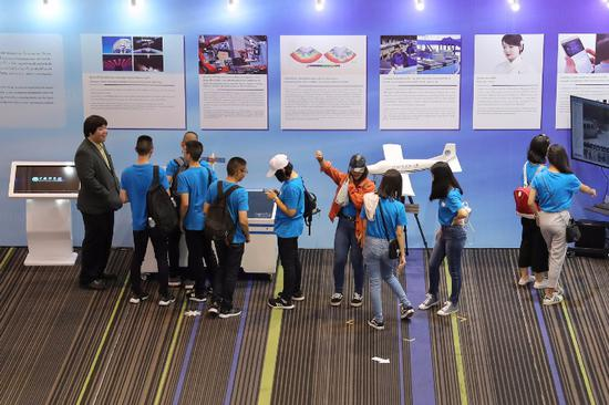 Science academy to improve its outreach