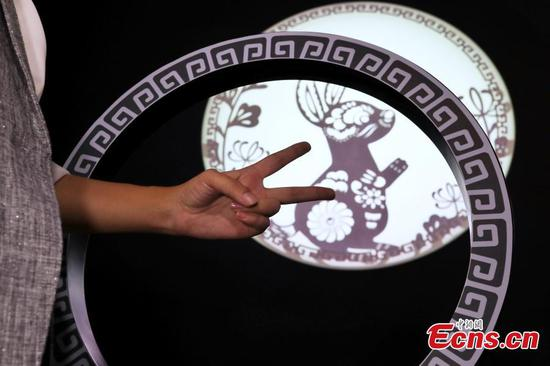 AI puts on shadow puppet show at import expo