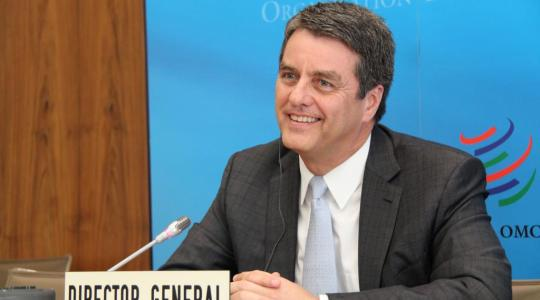 WTO chief says Chinese market open to everyone