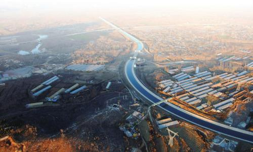 China unveils plan for Huaihe River green economic belt