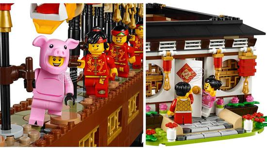Lego's China-first plans