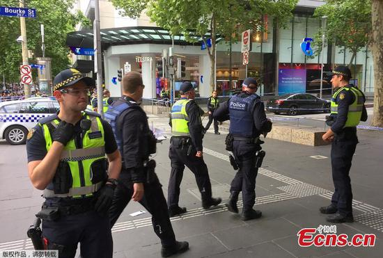Multiple stabbing incident reported in Melbourne