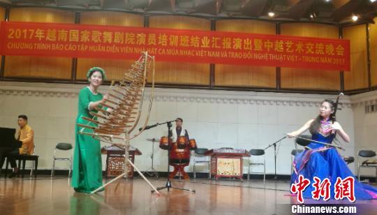 China-Vietnam friendship singing contest promotes ties
