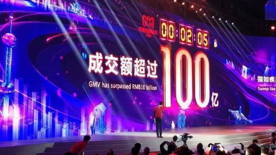 Alibaba's Singles' Day sales hits new record of 200 billion yuan