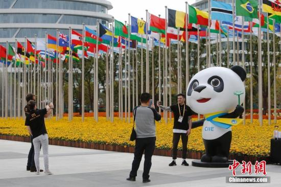 Firms reap benefits from import expo