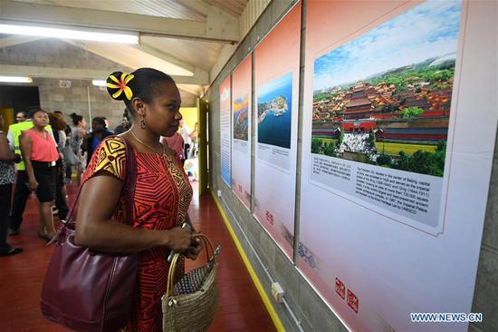 China, PNG hold cultural exchange activities ahead of APEC meeting