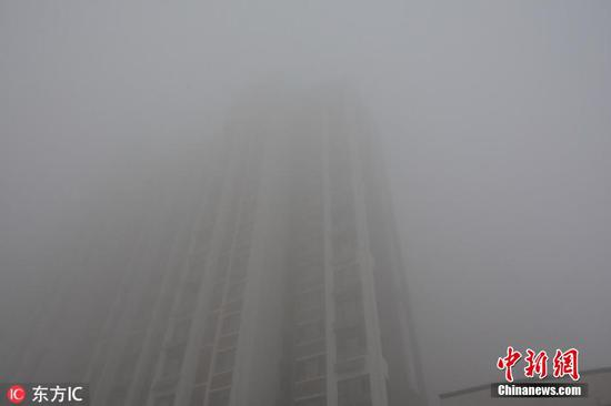 Heavy smog to hit north China