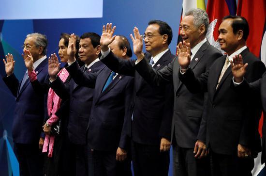 China, ASEAN to adopt strategic partnership vision towards 2030