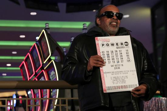 67-yr-old man wins over $343 million in Powerball