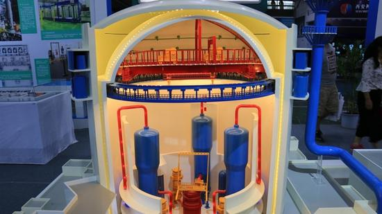 China's self-developed nuclear design enters 3rd-stage UK assessment