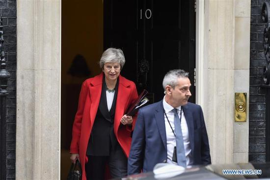 UK PM only stands 50-50 chance of winning confidence vote: political scientist