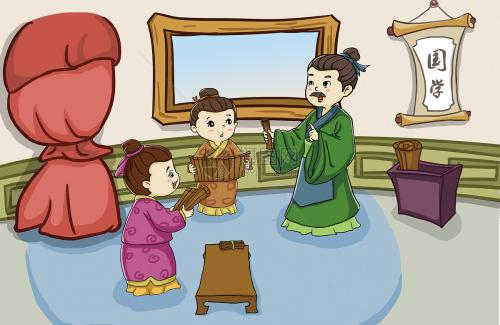 Animating ancient Chinese idioms