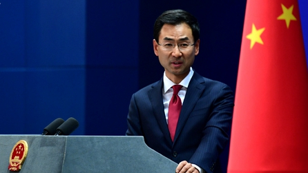 China responds to U.S. new aid offer to Indo-Pacific region