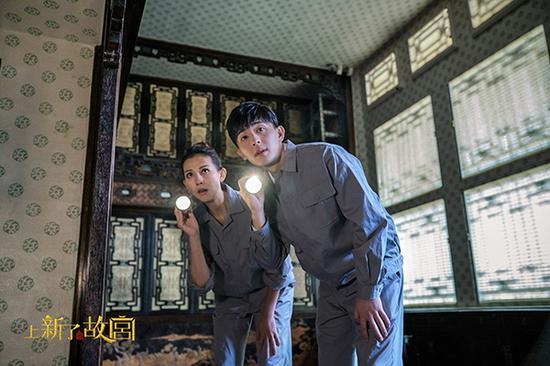 Forbidden City reveals its secrets