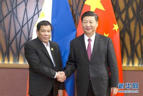 Rosy future seen for Sino-Philippine ties