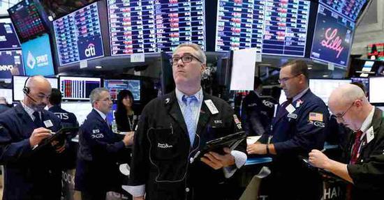 U.S. stocks close lower as tech sector declines