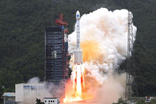 New Sino-Brazilian satellite to be lifted to Earth orbit by 2019