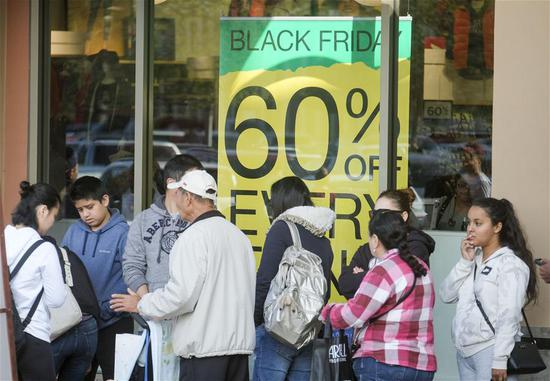 U.S. Black Friday online spending expected to hit $6.4 bln