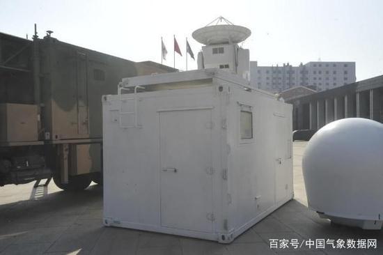 China develops millimeter-wave cloud radar for new airport