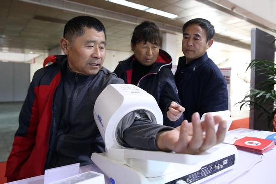 Chinese brands in medical rehabilitation coming