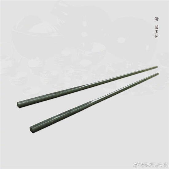 Elegant chopsticks from ancient China