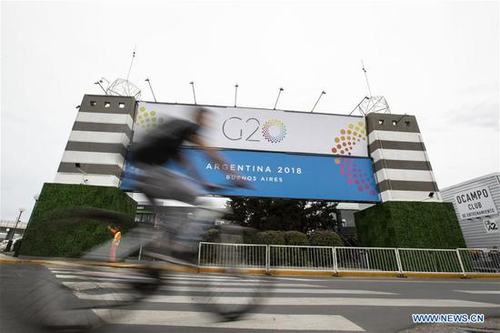 Argentina prepares for 13th G20 summit
