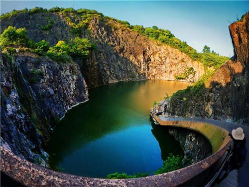 Shanghai quarry wins landscaping award