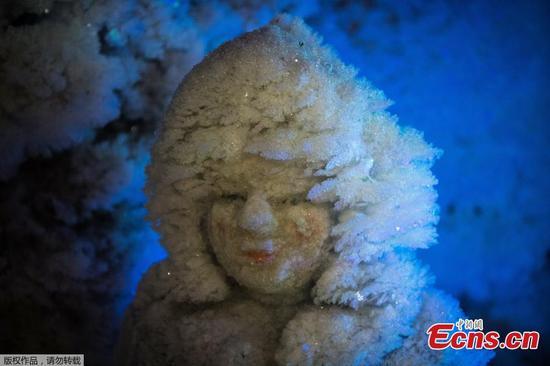 Visit underground museum of permafrost in Russia