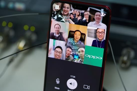 5G video calling realized in China's Yangtze River Delta
