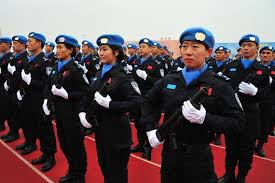 Chinese standby peacekeeping force passes U.N. assessment
