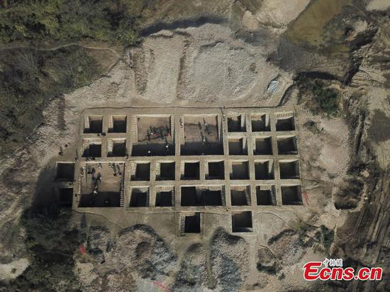 3,000-year-old steamer unearthed in Anhui